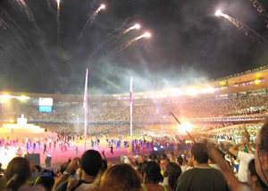 Pan 2007 no Estádio Maracanã